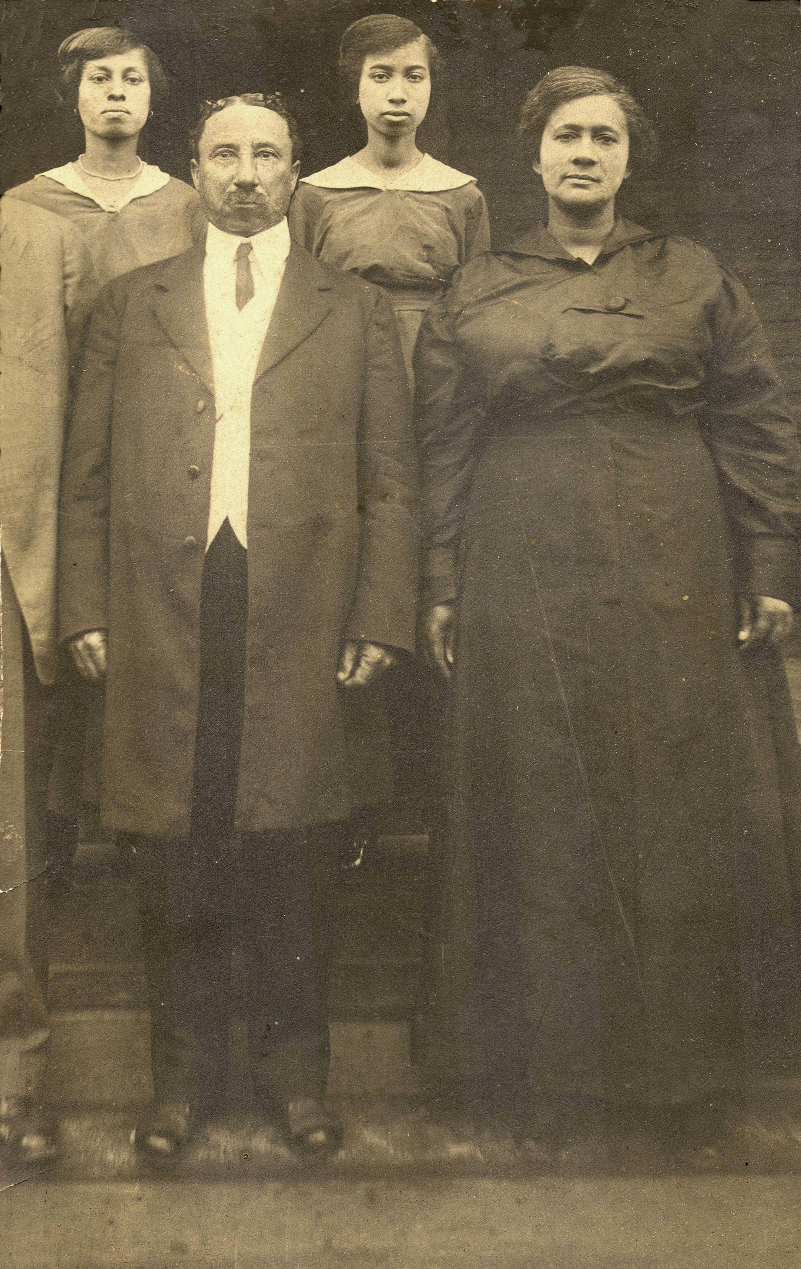 The Lowry Family of Thomasville, c.1905