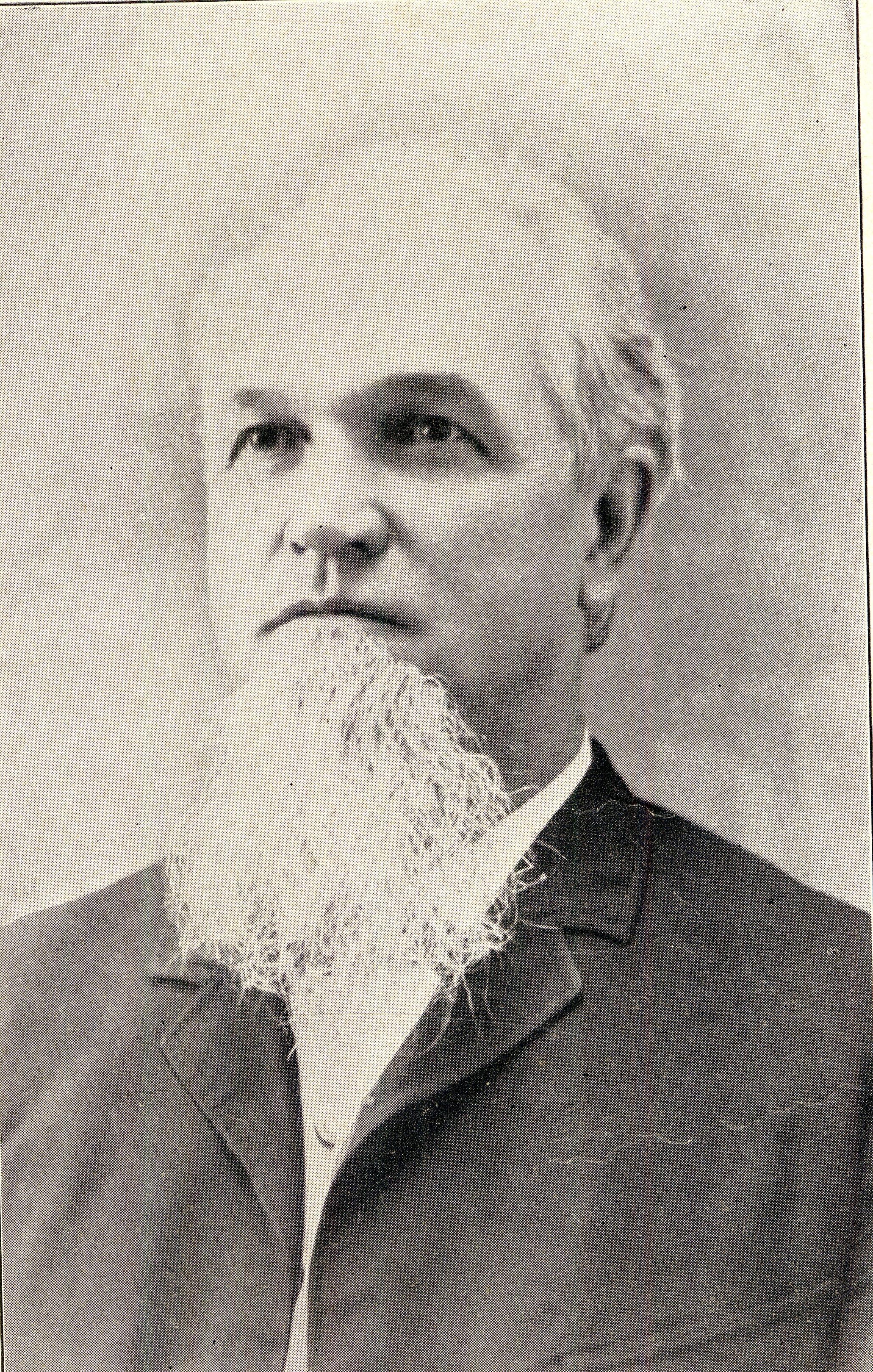 John Baker, Professor at Young's Female College, c.1895