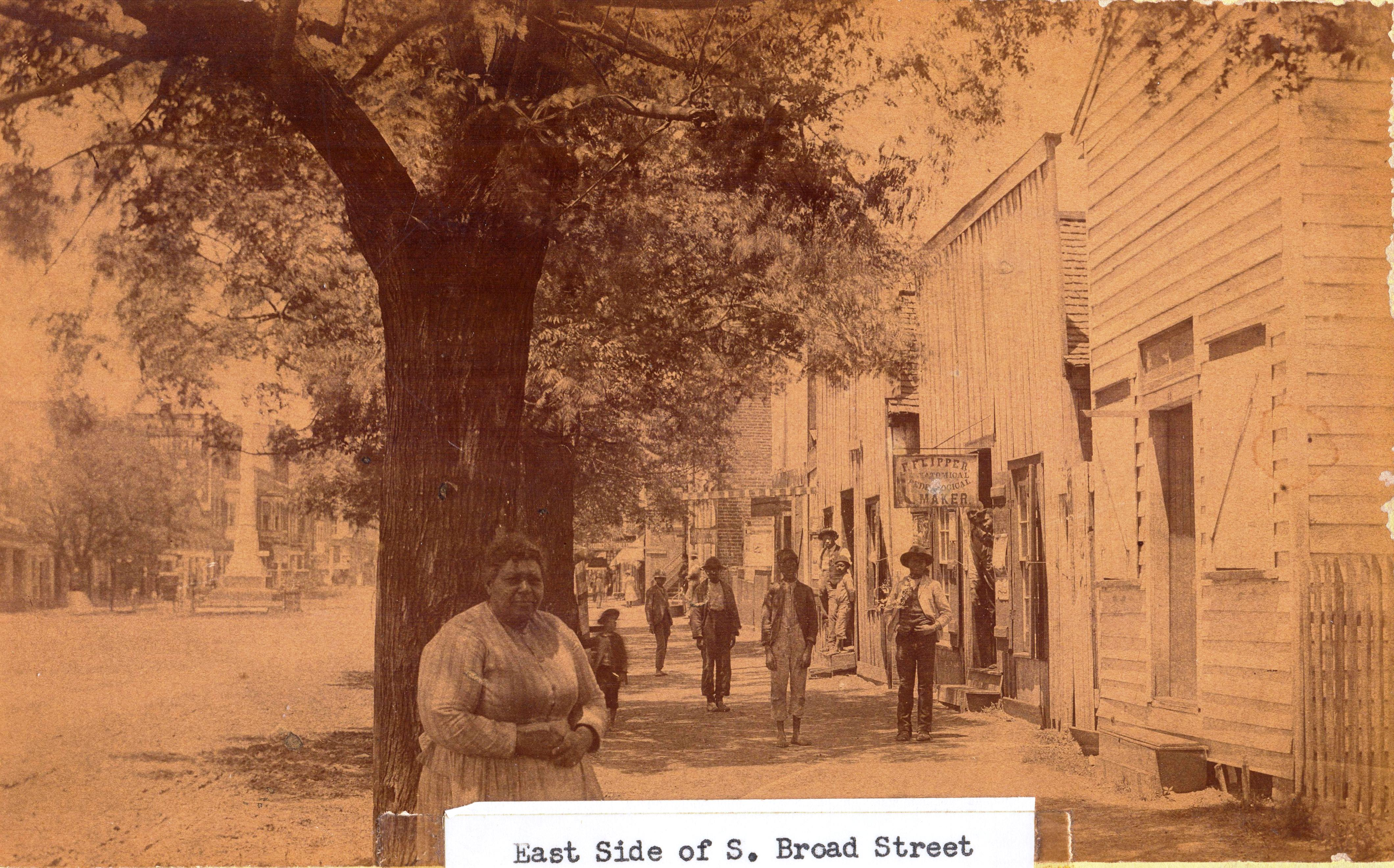 200 Block of S. Broad Street, c.1895