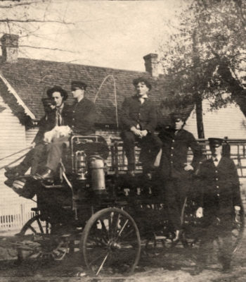 Thomasville Fire Department c.1905