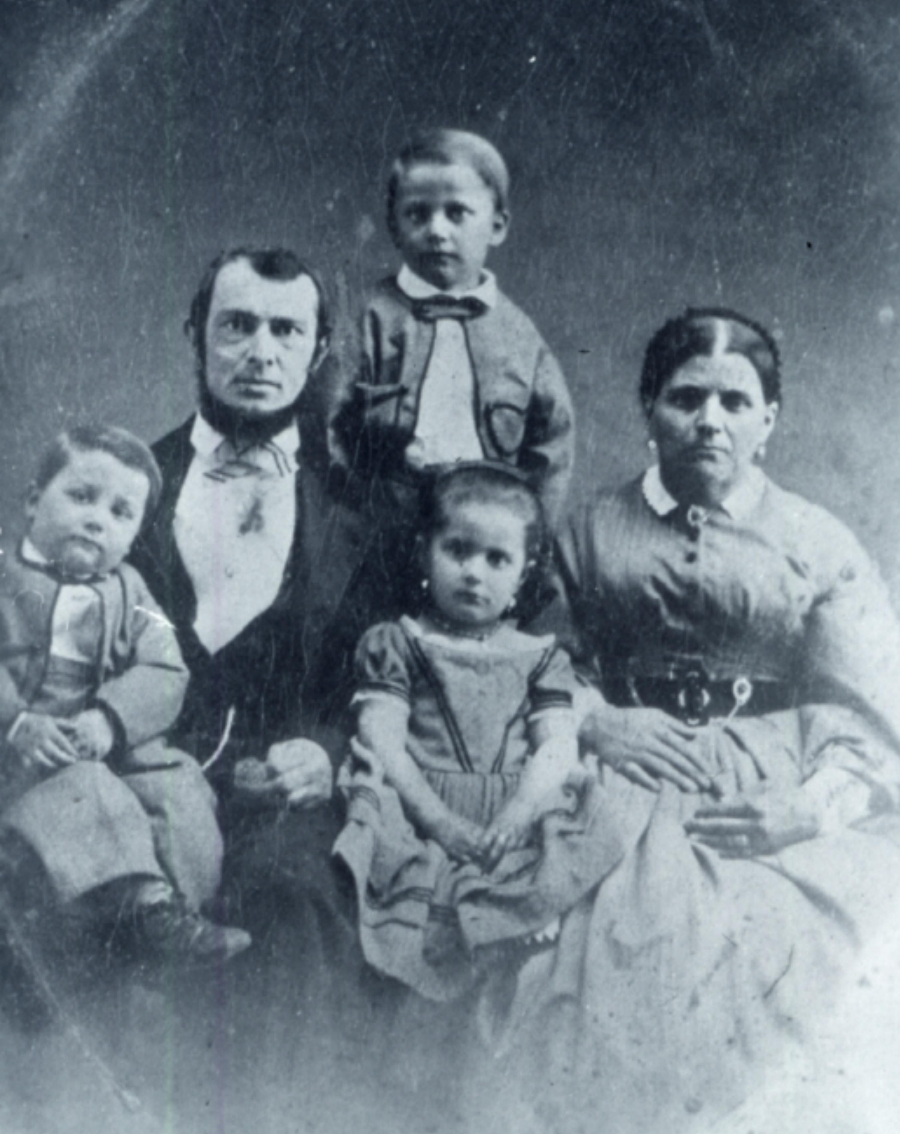 The Jerger Family, c.1895