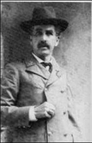 John Triplett, Editor/Owner of the Thomasville Times-Enterprise, c.1880