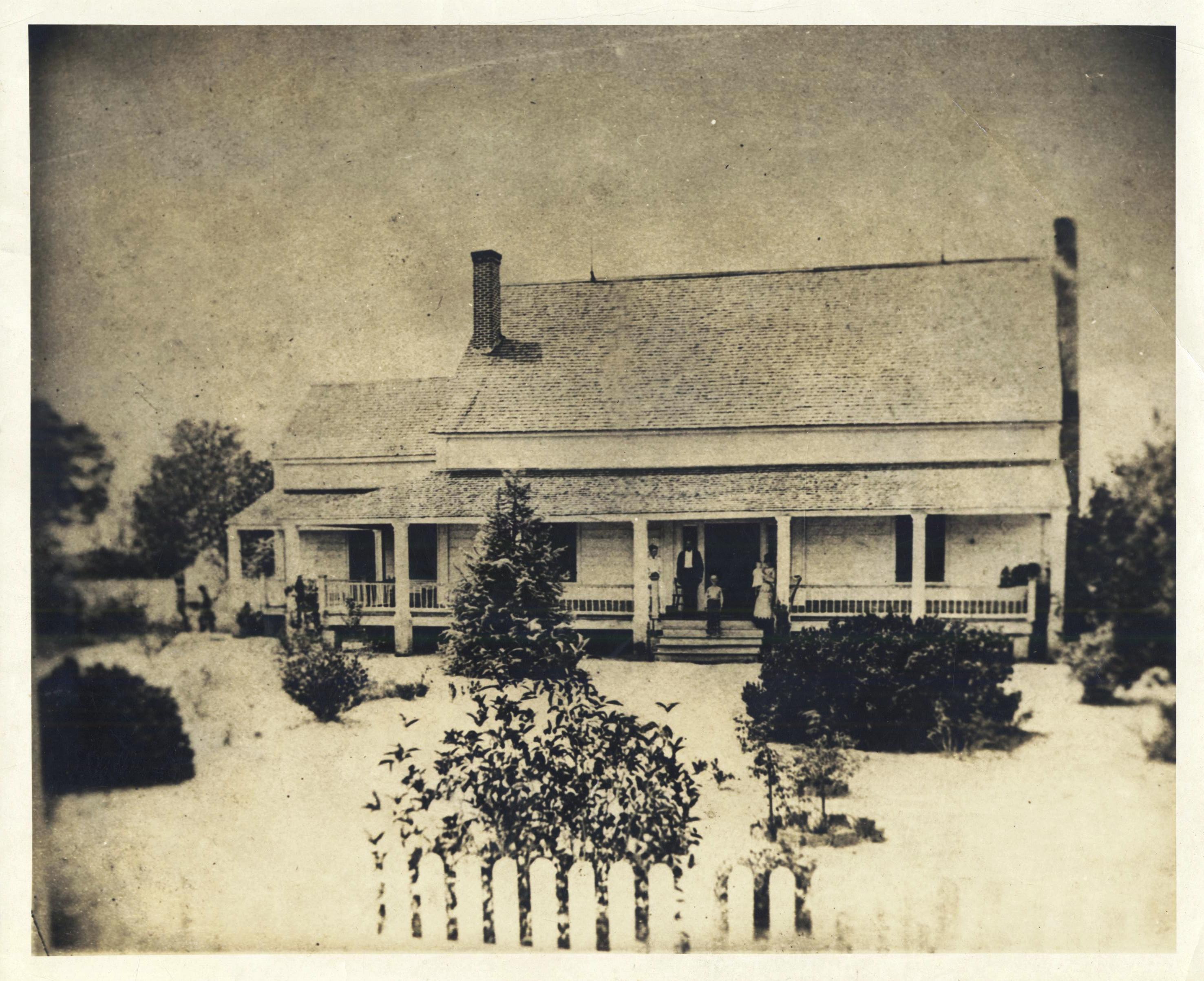 Coalson (Melrose/Melhanna) Plantation
