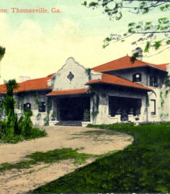 Rose Ridge/Hollywood Plantation c.1920