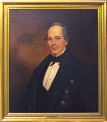 Col. Richard Mitchell of Fair Oaks Plantation
