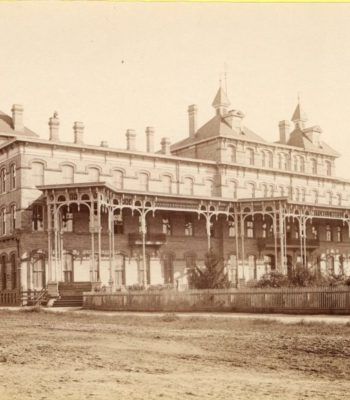 The Mitchell House, 1885