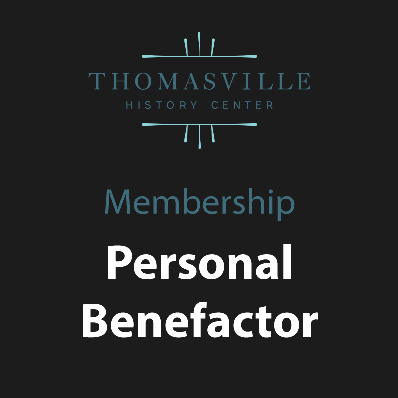 Thomasville-History-Center-membership-personal-benefactor