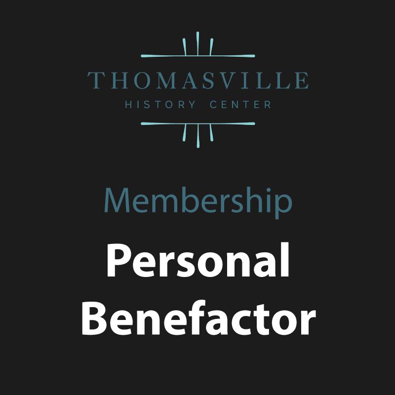 Thomasville-History-Center-membership-personal-benefactor