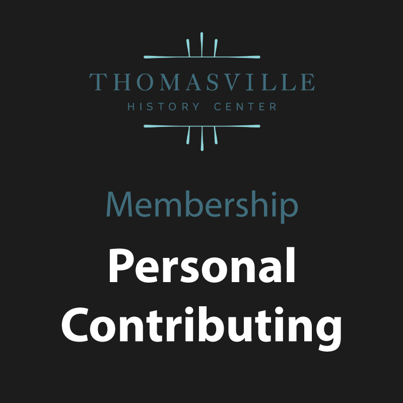 Thomasville-History-Center-membership-personal-contributing