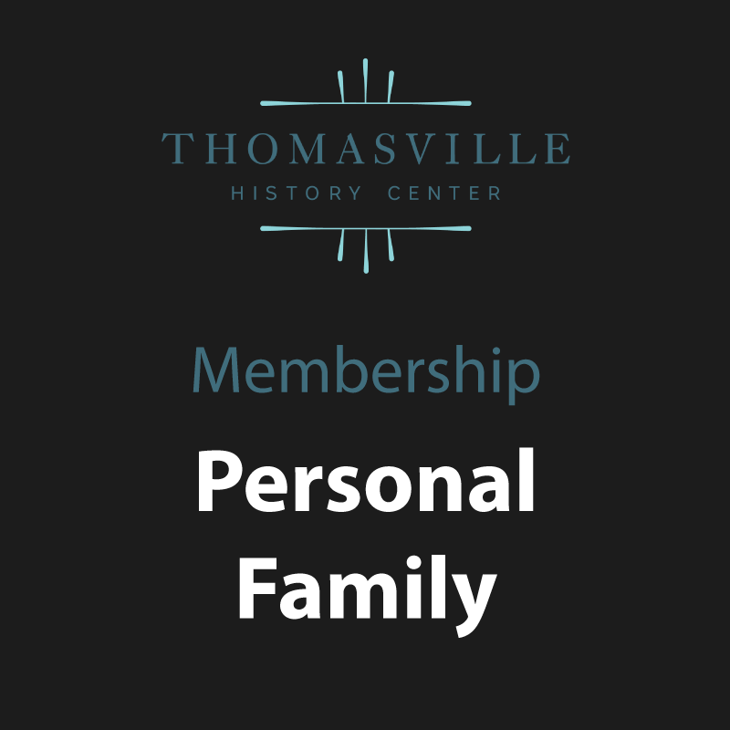 Thomasville-History-Center-membership-personal-family
