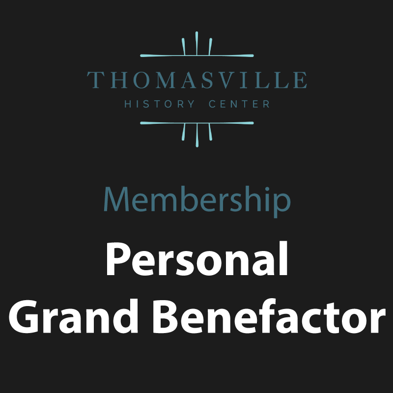 Thomasville-History-Center-membership-personal-grand-benefactor