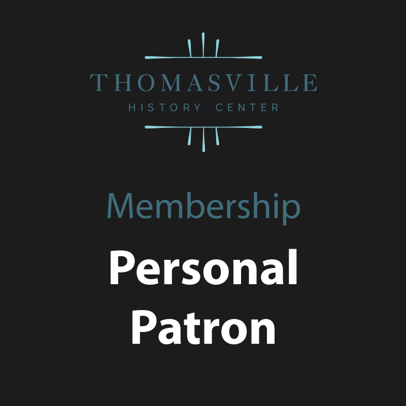 Thomasville-History-Center-membership-personal-patron