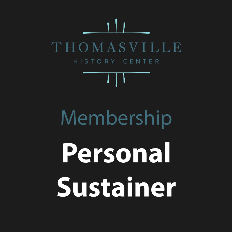 Thomasville-History-Center-membership-personal-sustainer