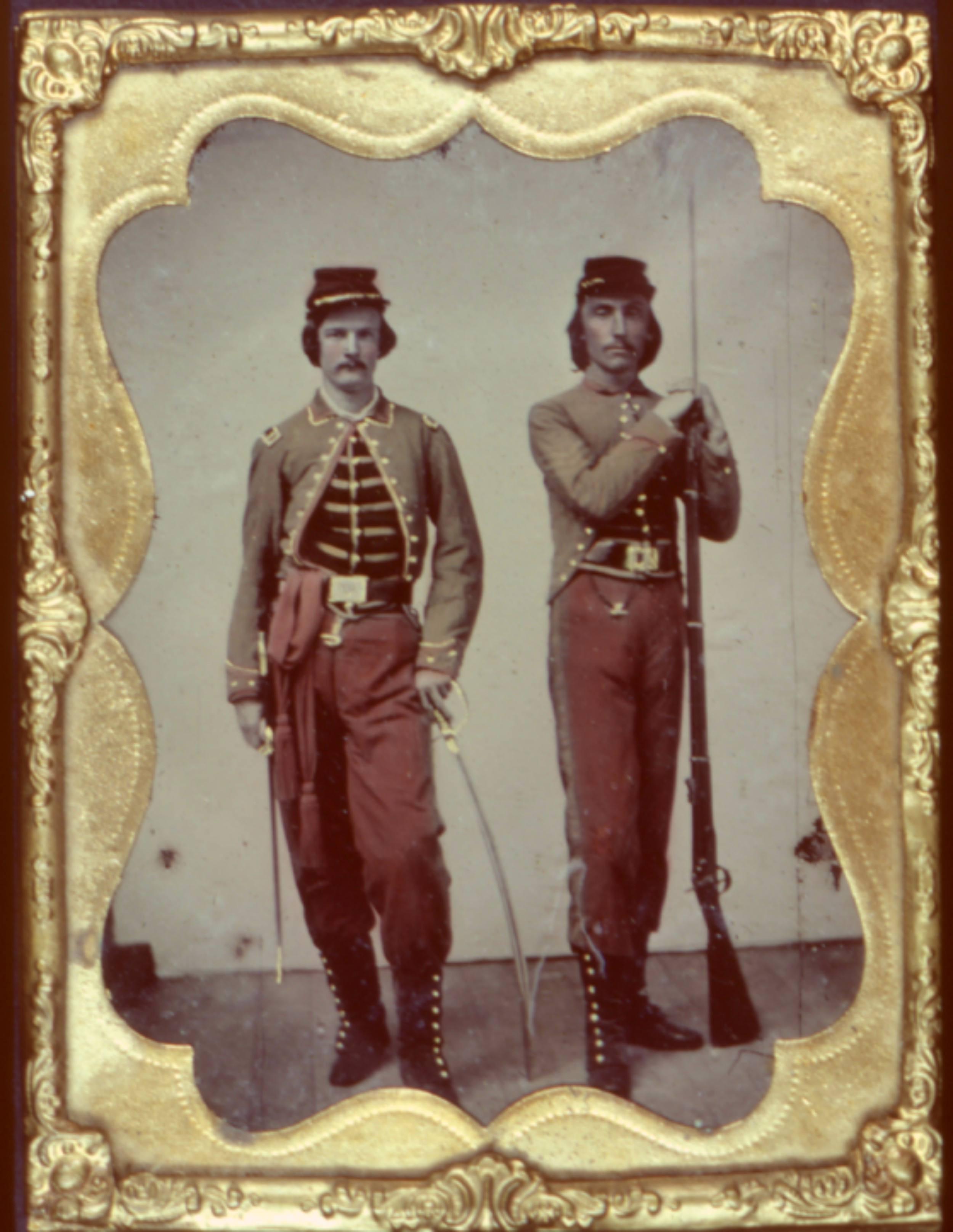 Thomasville Zouaves – 1860
