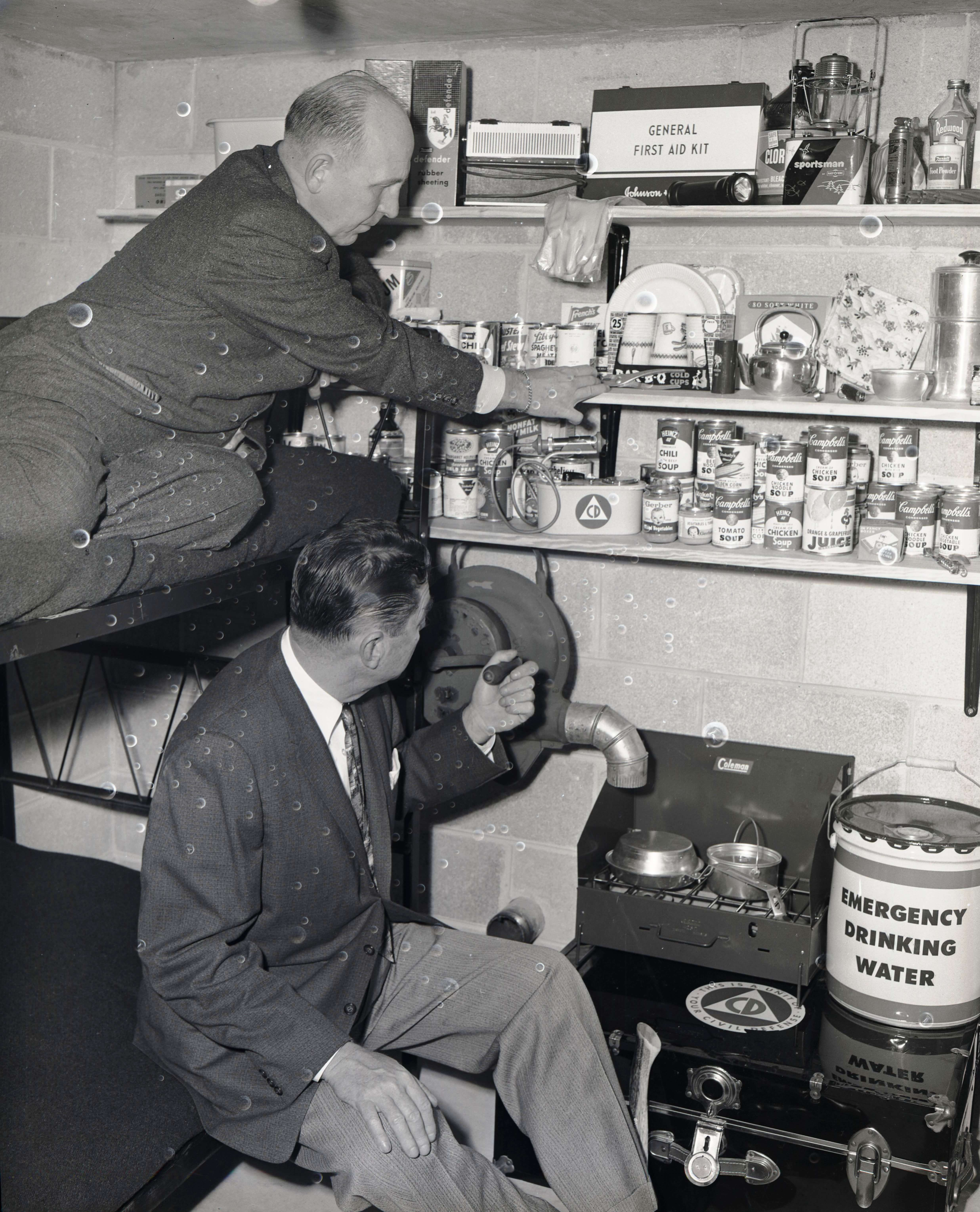Civil Defense - Fallout Shelter - 1960 01
