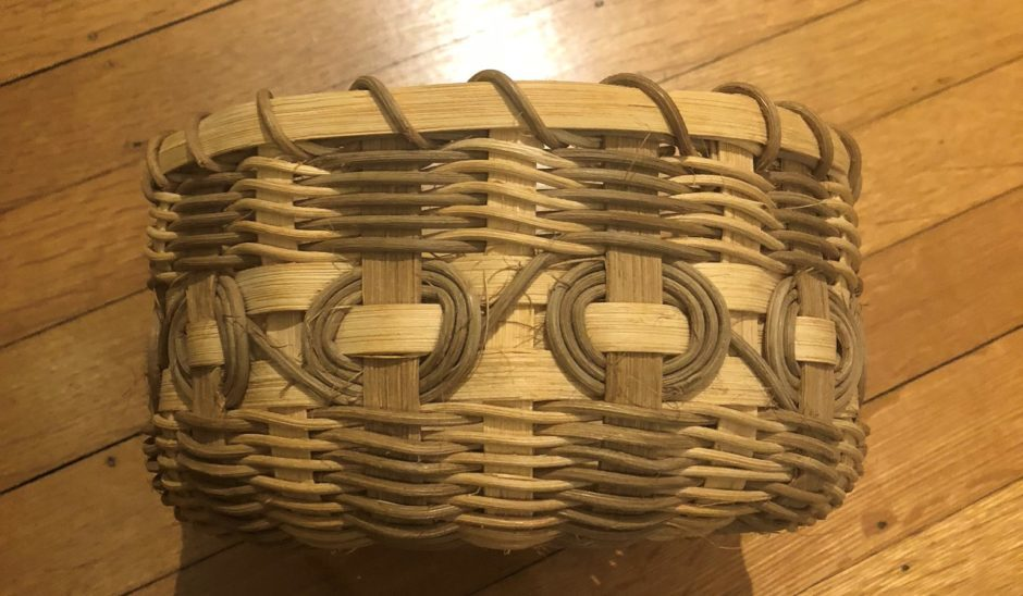 Double Bottom Basket