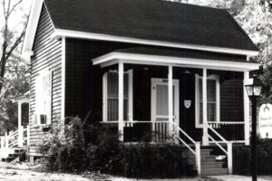 Joyner House - Landmarks Headquarters - 1969 01