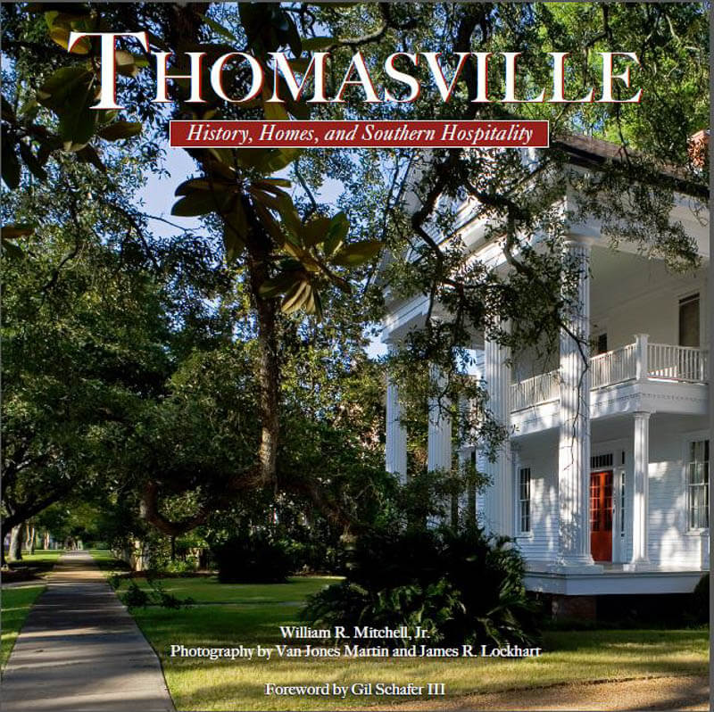 Thomasville History Homes & Southern Hospitality