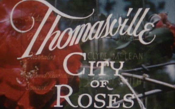 City of Roses - Title Screen - 1951