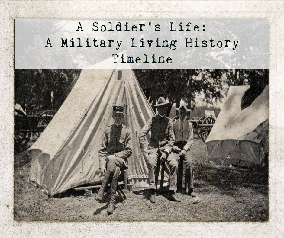A Soldier's Life ThomasvilleGuards-c.189502