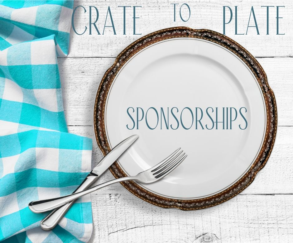 Crate to Plate website shop images