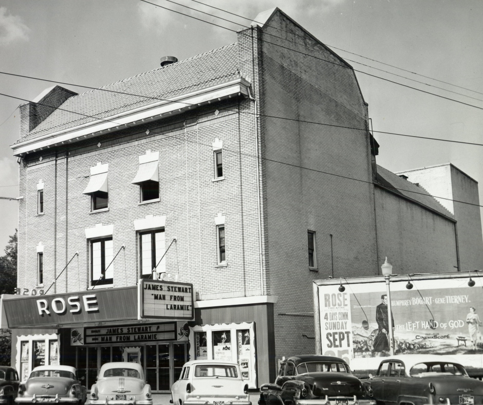 Rose Theater - 1955 02