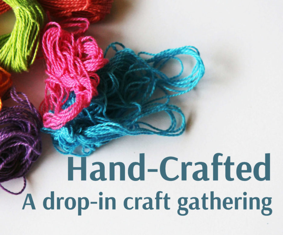 handcrafted website event