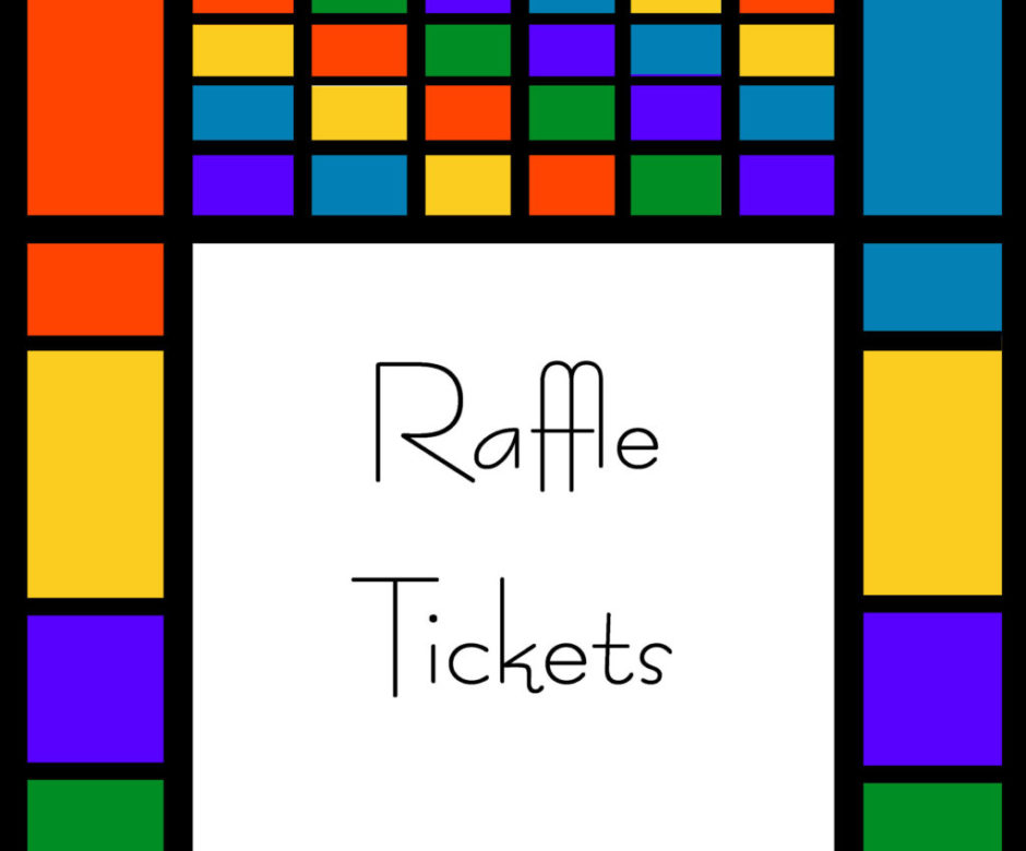 raffle website graphic