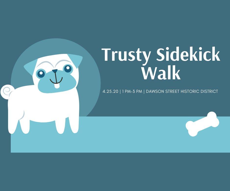 SIDEKICK WALK WEBSITE