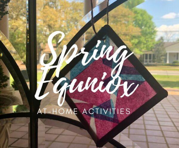 Spring Equinox Activities Pack