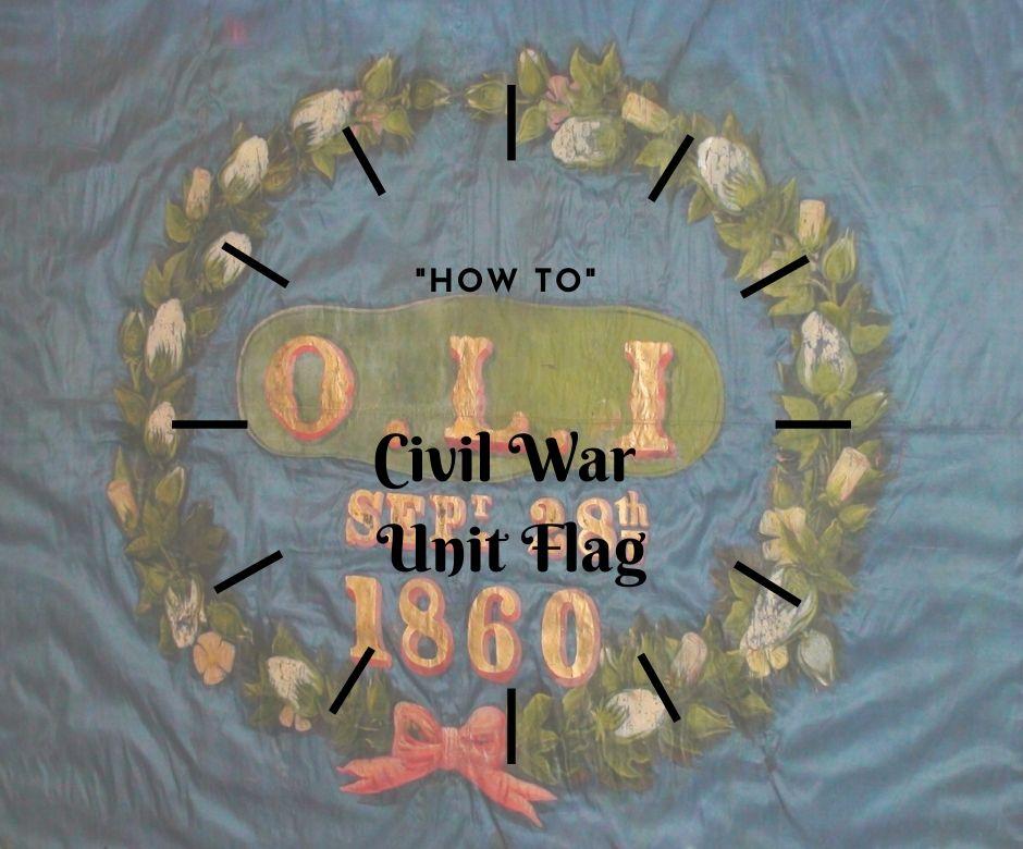 at home- battle flag