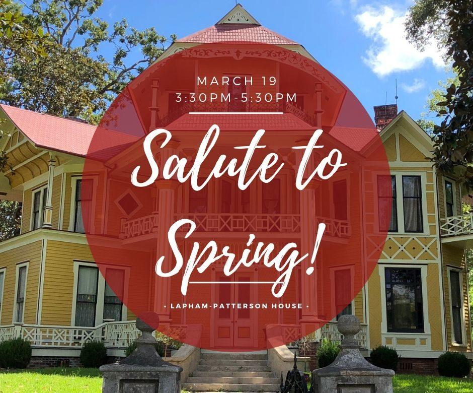 salute to spring