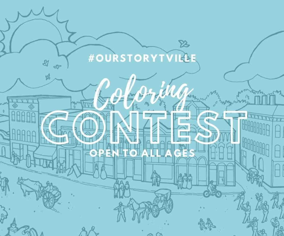 Copy of Coloring contest website event