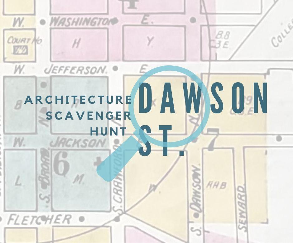 architectur scavenger hunt dawson street