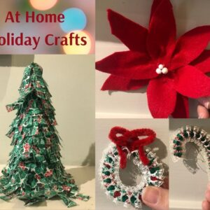 Holiday At-Home Kits: It's Beginning to Look A Lot Like Christmas