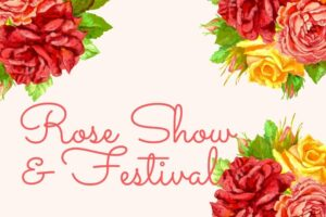 2021 Rose Show Activity Pack